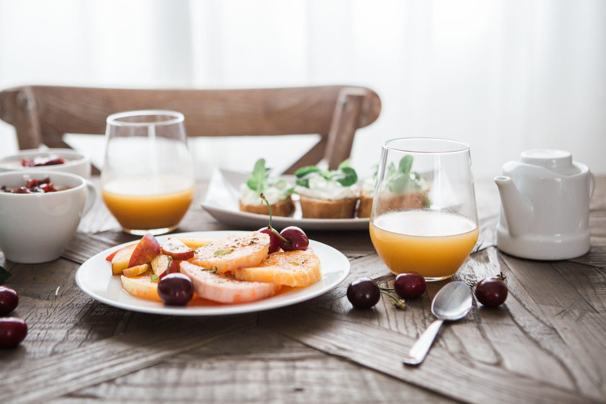 desayuno fertilidad