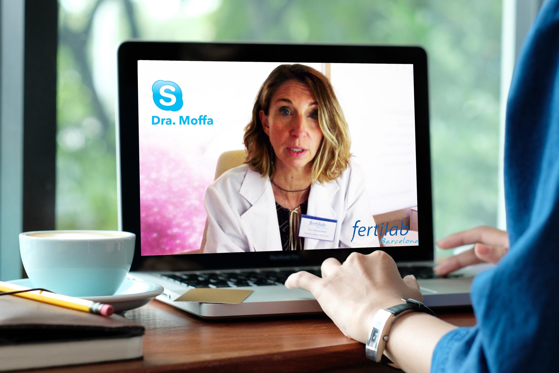 cita online tratamiento de fertilidad
